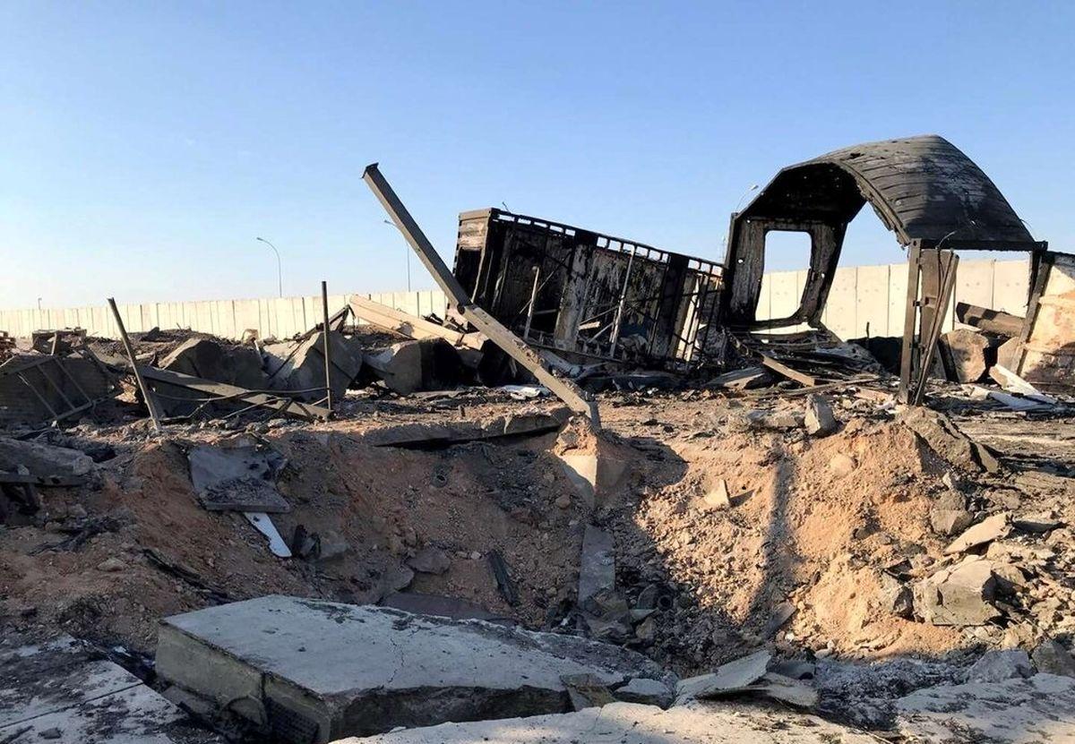 حمله موشکی جدید به پایگاه عین الاسد/ این بار با 7 موشک