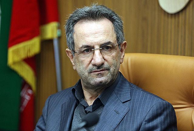 """پیام استاندار تهران در پی درگذشت """"محمدرضا حافظی"""""""