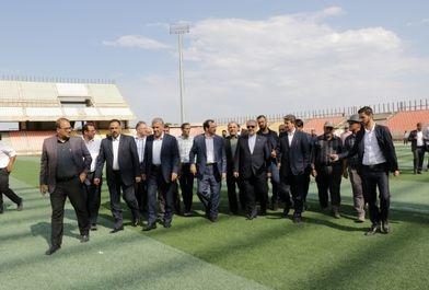 سفر وزیر ورزش و جوانان به ارومیه