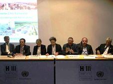 حضور شهردار قزوین در کنفرانس جهانی HABITAT 3