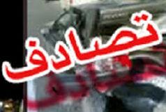 فوت عابر پیاده در تصادف با نیسان/ حواسپرتی راننده نیسان جان عابر پیاده را گرفت