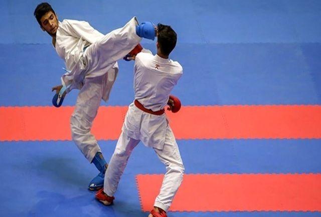 حضور کاراته کای سیستان و بلوچستان در تیم ملی کشور