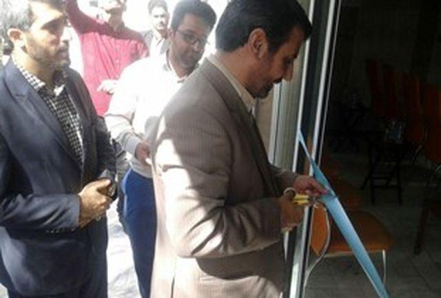 افتتاح اولین دفتر خدمات الکترونیک قضایی در شهرستان زابل