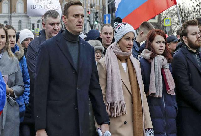 مسمومیت ناوالنی، کارزاری ضد مسکو
