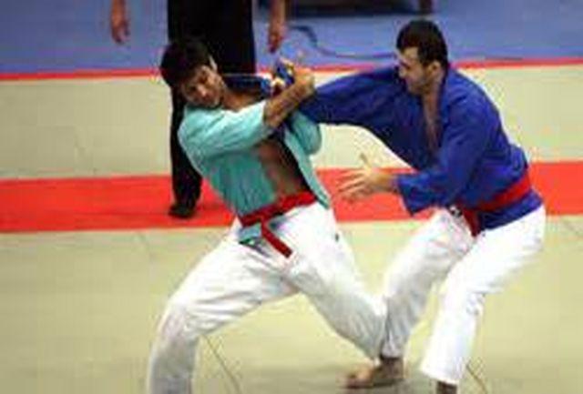 نماینده خراسان شمالی به مسابقات كوراش آسیا اعزام می شود