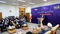 افتتاح ستاد انتخابات استان همدان با حضور  استاندار همدان