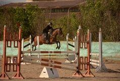 نتایج اولین مسابقه پرش با اسب هیات سوارکاری شهرستان زنجان در سال 97