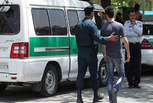 اجرای طرح ارتقاء امنیت اجتماعی در شهرستان سربیشه