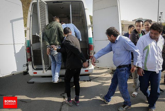 150 فقره سرقت در پرونده سارقان درون خودرو
