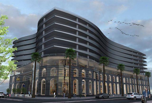 پارکینگ طبقاتی ۱۰ طبقه در فاز تجارت و گردشگری منطقه آزاد انزلی احداث می شود