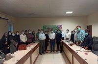 برگزاری کارگاه مهارت های فن بیان و ارتباط موثر در برازجان