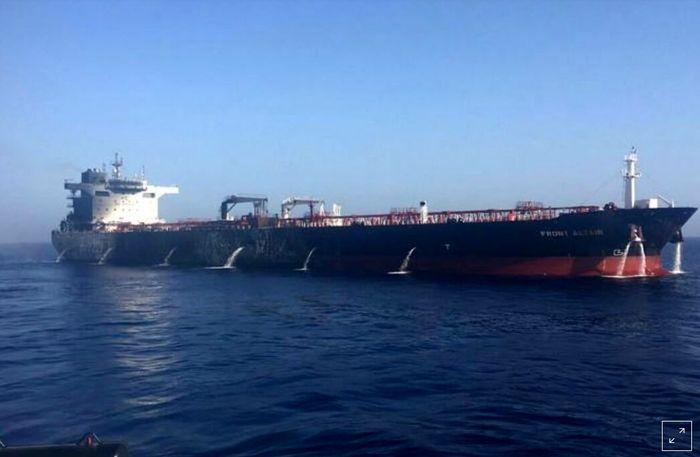 خودداری شرکت های بزرگ نفتکش از خدمات رسانی به خلیج فارس