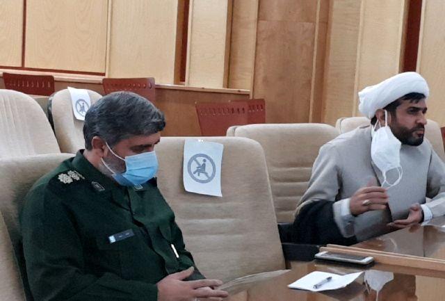 گروههای جهادی و طلاب در خدمت ستاد کرونای استان قزوین هستند