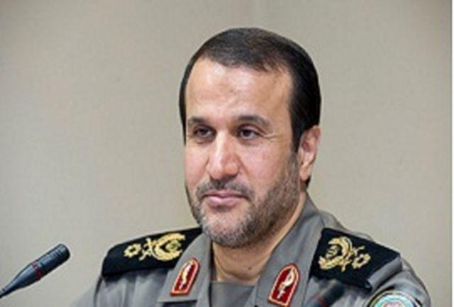 سردار بهمن کارگر از رئیسجمهور تقدیر کرد
