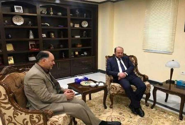 بندر چابهار مهم ترین اولویت گسترش روابط تجاری ایران و افغانستان است