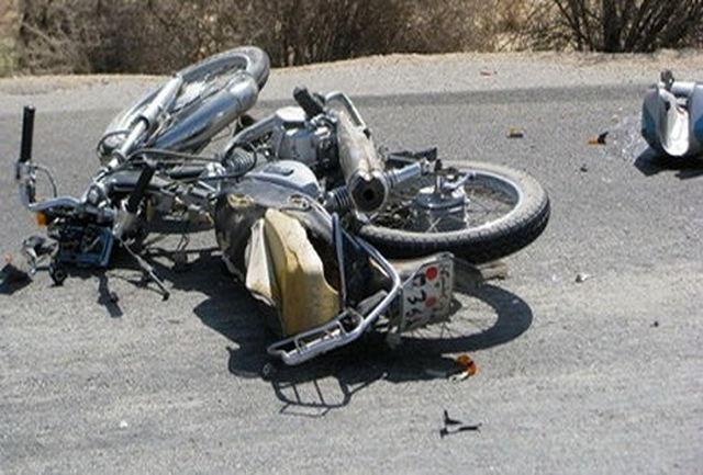 برخورد تریلر با راکب و سرنشین موتورسیکلت/ 2 کشته