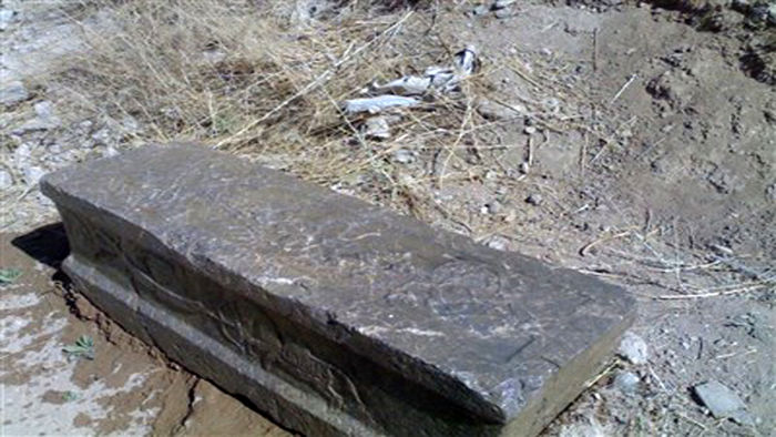نوشتههای سنگ قبری قدیمی در ایران درباره بیماری شبیه کرونا!