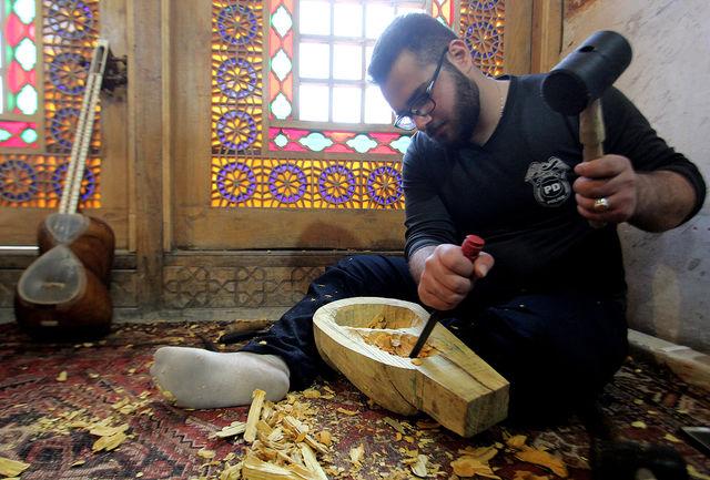 تجلیل از دو هنرمند گلستانی در اختتامیه بیست و ششمین نمایشگاه ملی صنایع دستی