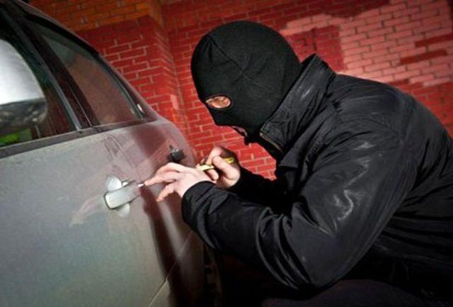 کشف 79 فقره سرقت قطعات خودرو در مهریز
