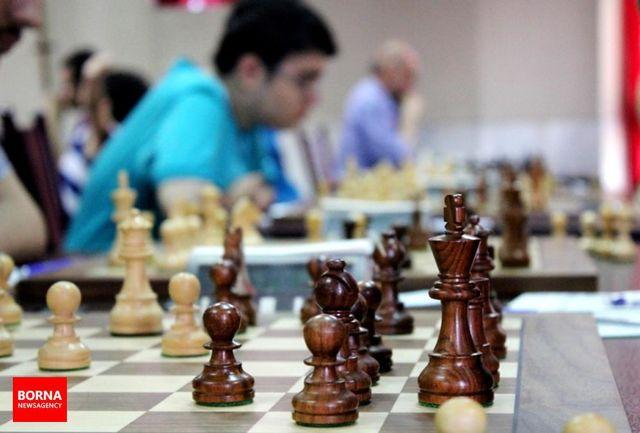 3 پیروزى و 3 تساوى نمایندگان حاصل تلاش شطرنجبازان ایران