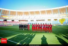 گلمحمدی و پرسپولیس در آستانه کسب رکورد بیسابقه