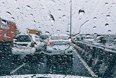 ادامه دار بودن بارشها در کشور