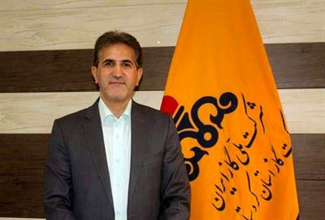 مصرف بیش از 1 میلیارد و 319 میلیون متر مکعب گازطبیعی در استان کردستان