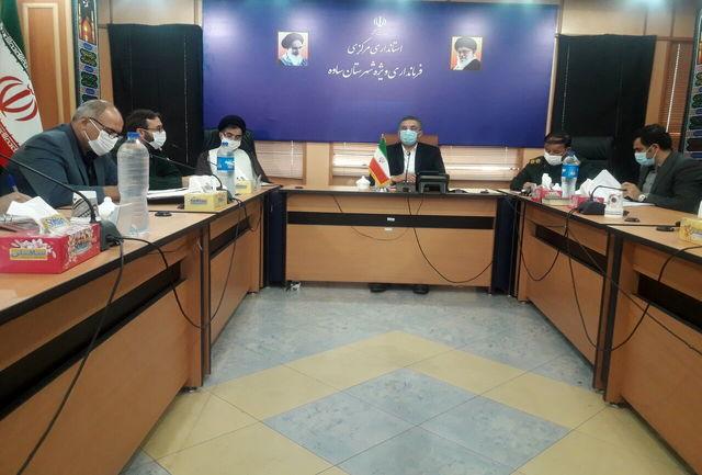 برنامه های هفته دفاع مقدس با رعایت پروتکل های بهداشتی برگزار شود