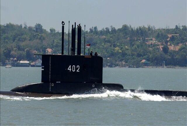 واکنش نیروی دریایی اندونزی به غرق شدن یک زیر دریایی
