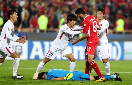 فینال لیگ قهرمانان آسیا ، پرسپولیس ایران - کاشیما انتلرز ژاپن(۲)