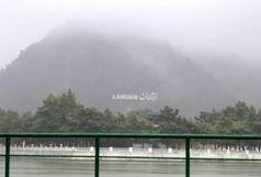 بارش باران شدید و چند روزه در 8 استان کشور