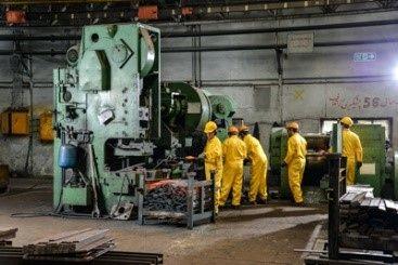 افتتاح کارخانه تولید فنر خودرو در ایلام