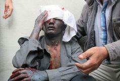 جزییات مصدوم شدن 3 نفر بر اثر انفجار مواد محترقه