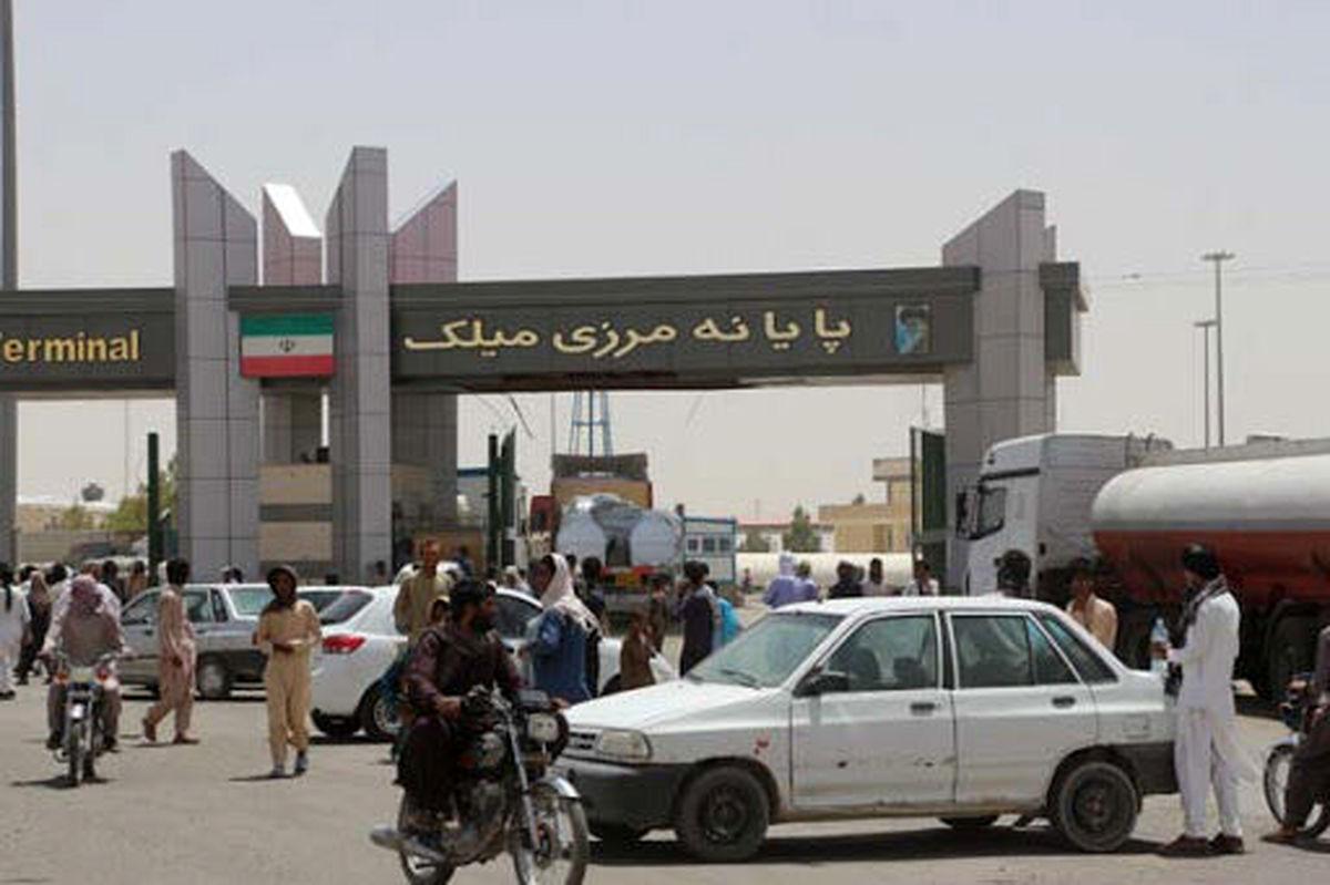 """اسکان اضطراری آوارگان افغانستانی در مرز """"میلک""""/ راه اندازی  اردوگاههای اسکان موقت توسط هلال احمر"""