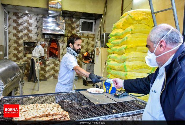 نانوایی ها و کافه ها در صدر تخلفات کرونایی کرج