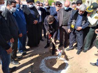 افتتاح و کلنگ زنی پروژه در شهرستان آغاجری
