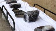 بیش از یک تن مواد مخدر در یزد کشف شد