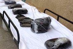 کشف 711 کیلوگرم موادمخدر طی عملیات مشترک پلیس آذربایجان شرقی و کرمان