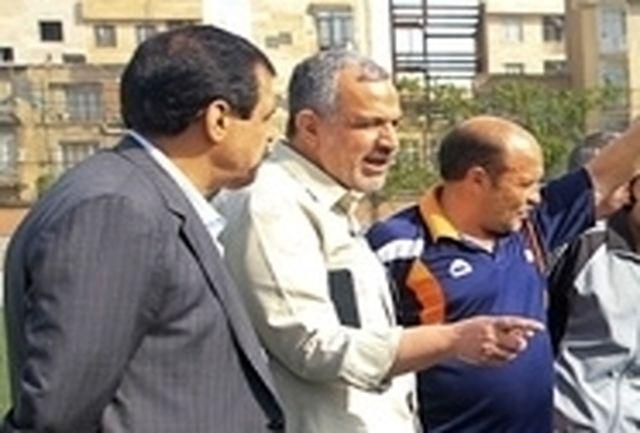 بازدید رئیس شورای شهر تهران از فدراسیون ورزشهای ناشنوایان