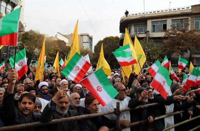 آغاز راهیپمایی 22 بهمن ماه