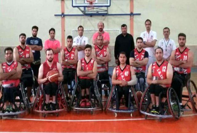 دعوت از مربی  الیگودرزی  به اردوی تیم ملی بسکتبال با ویلچر