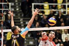 شکست شهداب یزد در مقابل تیم پرستاره شهرداری ارومیه