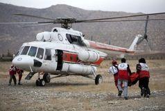 پیدا شدن فرد مفقود شده در ارتفاعات حاجی بختیار چوار