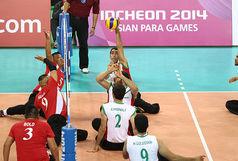 والیبال نشسته ایران در سال 2018 میلادی شایسته عنوان توقفناپذیر شد