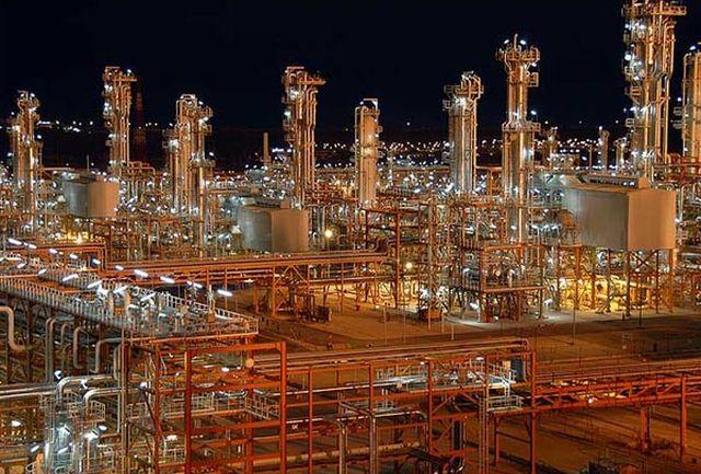 مخازن ذخیرهسازی میعانات گازی به بهرهبرداری رسیدند