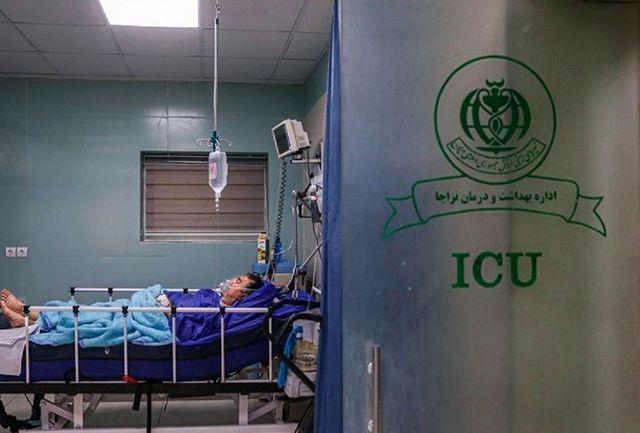 شرایط بالینی بیماران کرونایی بیمارستان هاجر رو به بهبود است