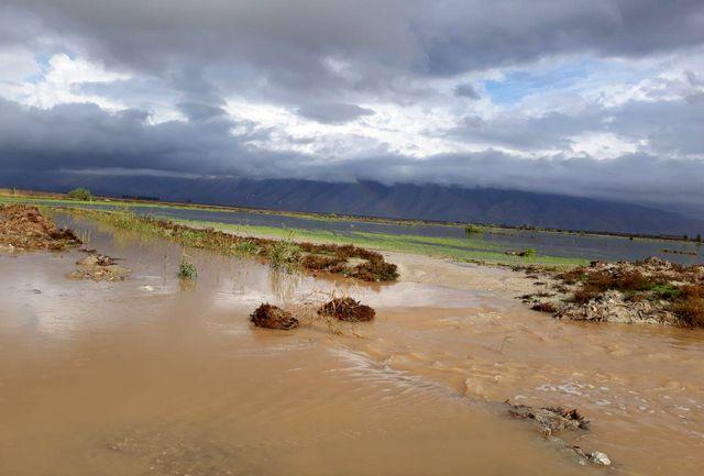 تخمین بیش از 20میلیمترمتوسط بارش درسطح استان/ کاهش دمای صبحگاهی در روز سه شنبه
