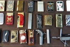 حکم 850 میلیونی برای قاچاق فندک