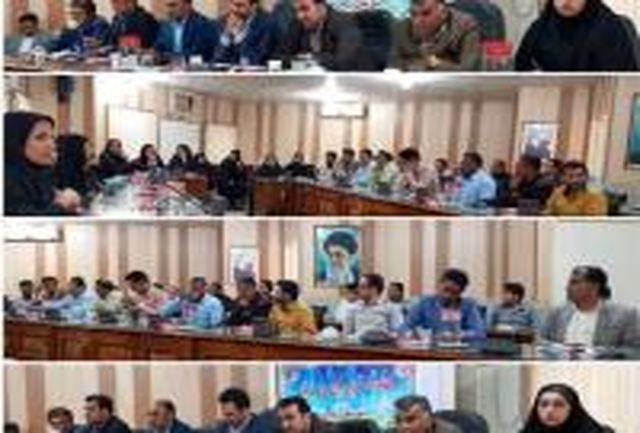 سومین جلسه شورای ورزش رودان برگزار شد