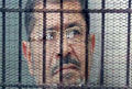 محمد مرسی در جلسه قبلی دادگاه گفته بود خطری جانش را تهدید میکند